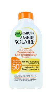 Garnier Ambre Solaire Zonnemelk Spf 50, 200 ml