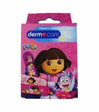Dermo Care Kinderpleister Dora, 18 Stuks
