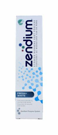Zendium Tandpasta Fresh + White, 75 ml