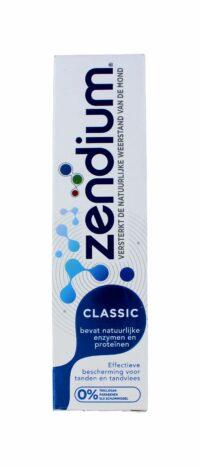 Zendium Tandpasta Classic, 75 ml
