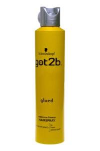 Got2b Haarlak Bikkelhard Glued Blasting Freeze, 300 ml