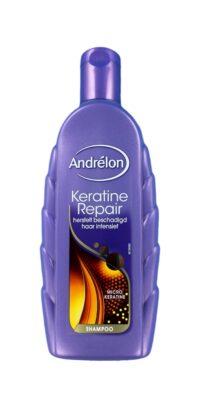 Andrelon Shampoo Keratine Repair, 300 ml