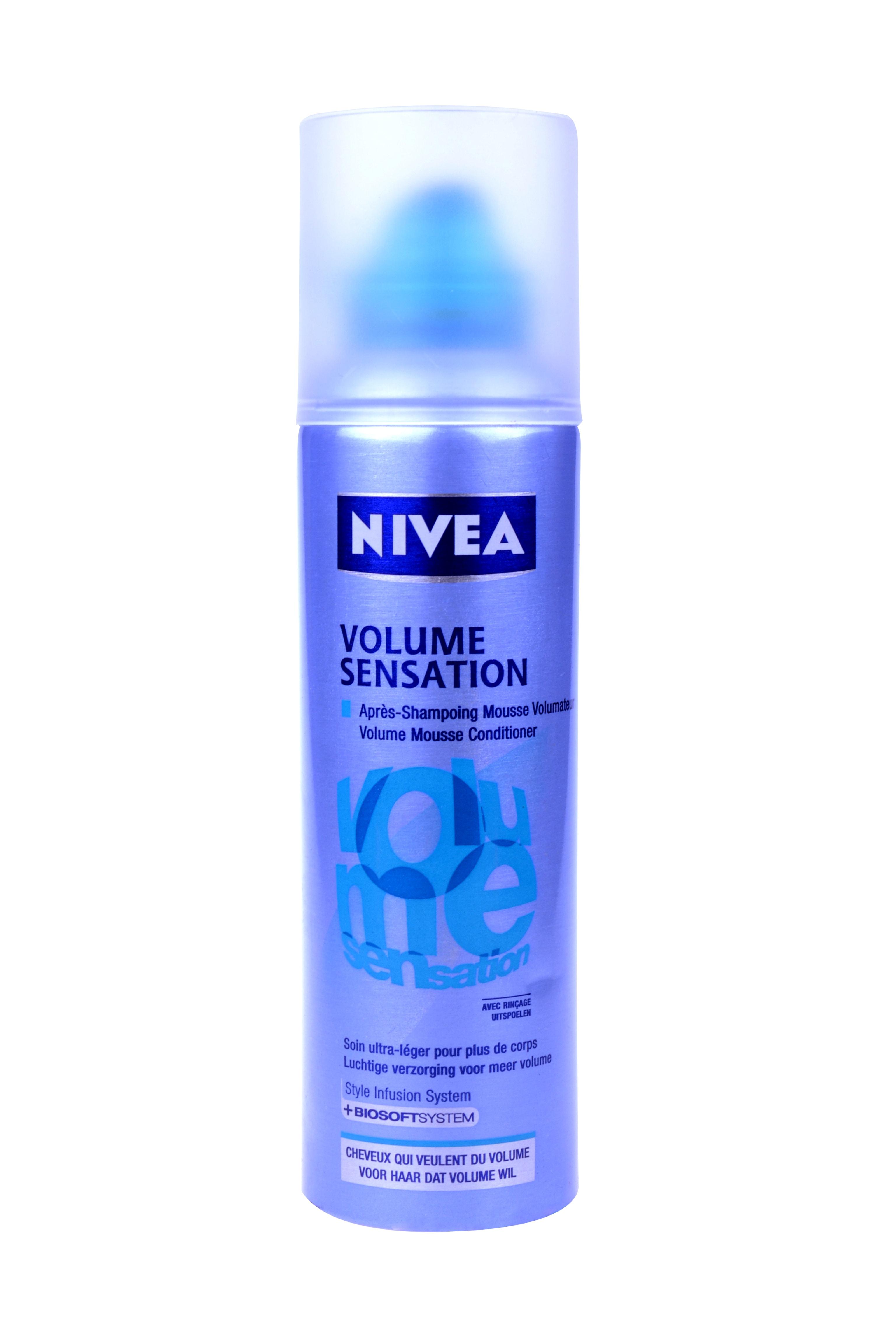 Nivea Mousse Conditioner Volume Sensation, 200 ml