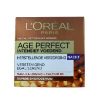 L'Oreal Nachtcreme Age Perfect Intensief Voedend, 50 ml