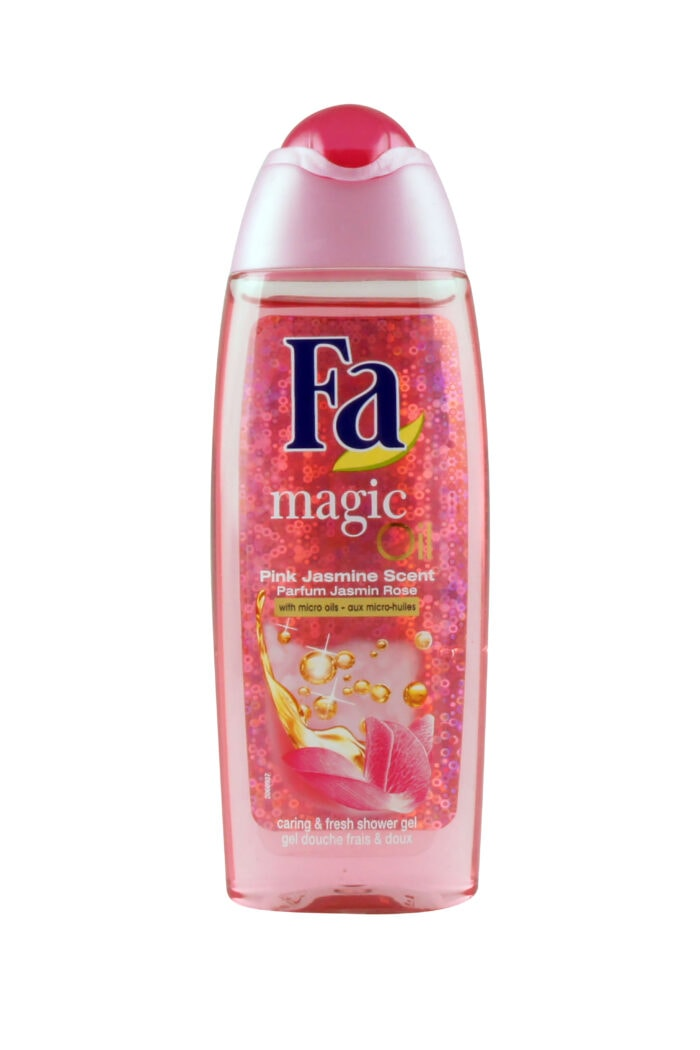 Fa Douchegel Magic Oil Pink Jasmine Scent, 250 ml