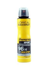 L'Oreal Men Expert Deodorant Invincible Sport, 150 ml