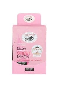 Sencebeauty Gezichtsmasker Moisturizing - Gevoelige Huid, 23 ml