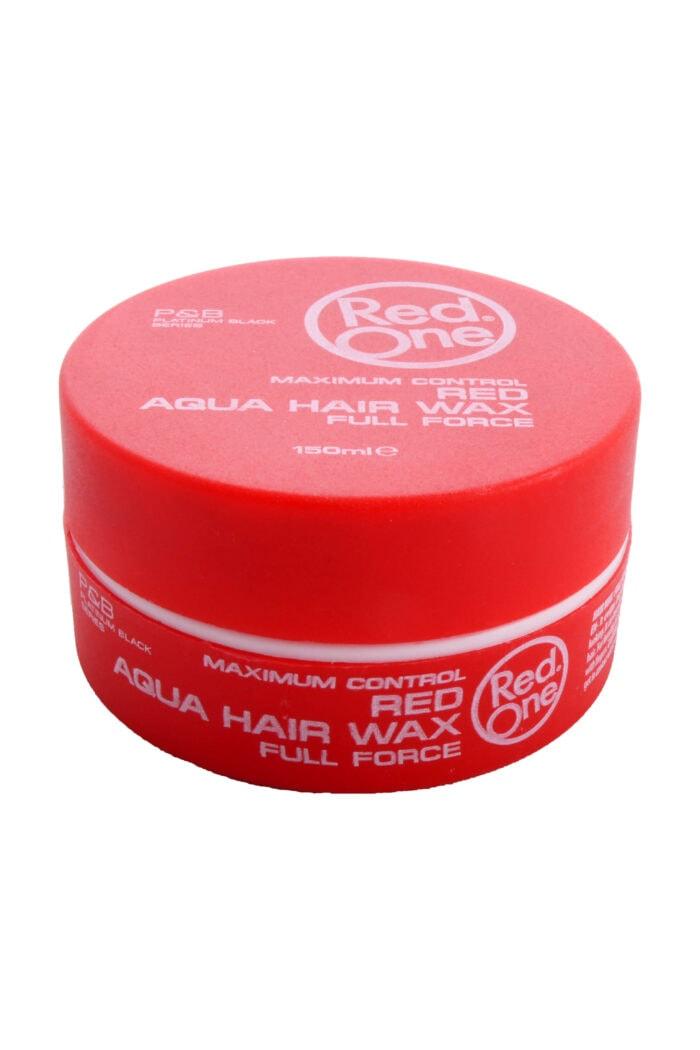 Red One Red Aqua Hair Wax, 150 ml