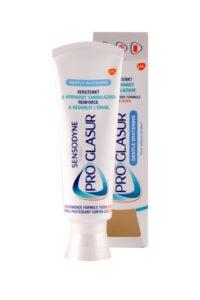Sensodyne Proglasur Tandpasta Gentle Whitening, 75 ml