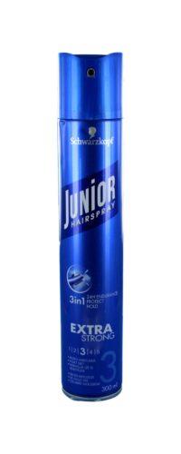 Junior Haarlak Extra Strong, 300 ml