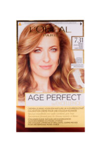 L'Oreal Excellence Creme Age Perfect Haarverf 7.31 Midden Goud Asblond