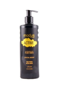 Modus Aftershave Face Fresh Crystal Absent Active, 400 ml