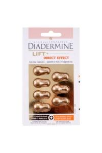 Diadermine Lift+ Direct Effect Capsules Anti-Age Voor Gezicht & Hals
