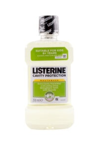 Listerine Mondwater Cavity Protection, 250 ml