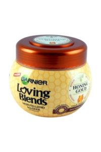 Garnier Loving Blends Haarmasker Honing Goud, 300 ml