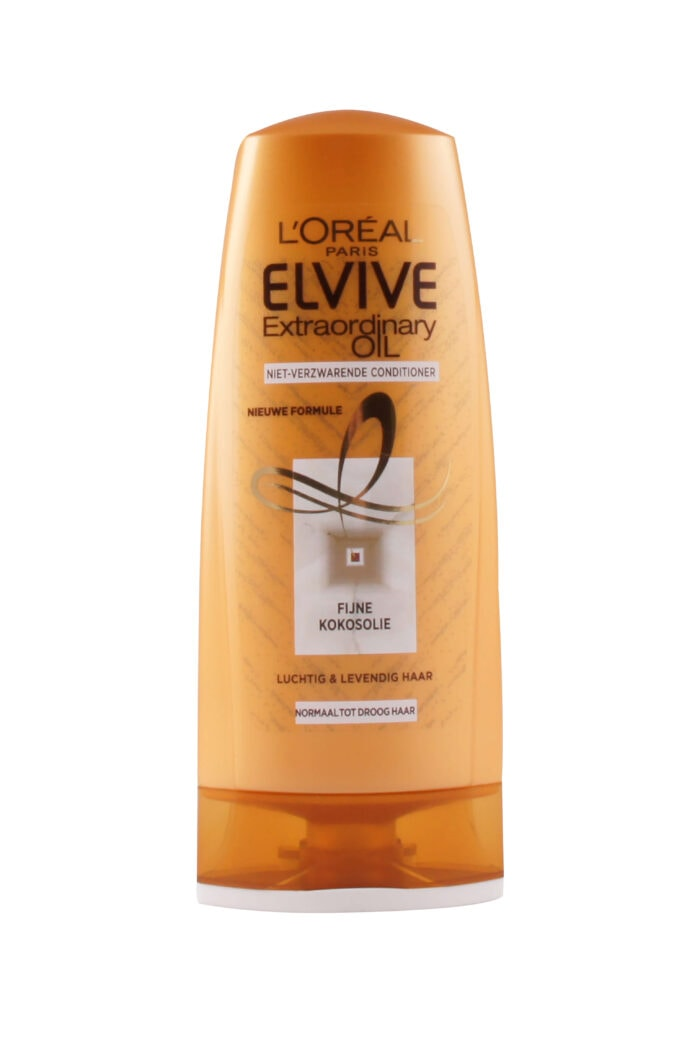 L'Oreal Elvive Conditioner Extraordinary Oil Fijne Kokos, 200 ml