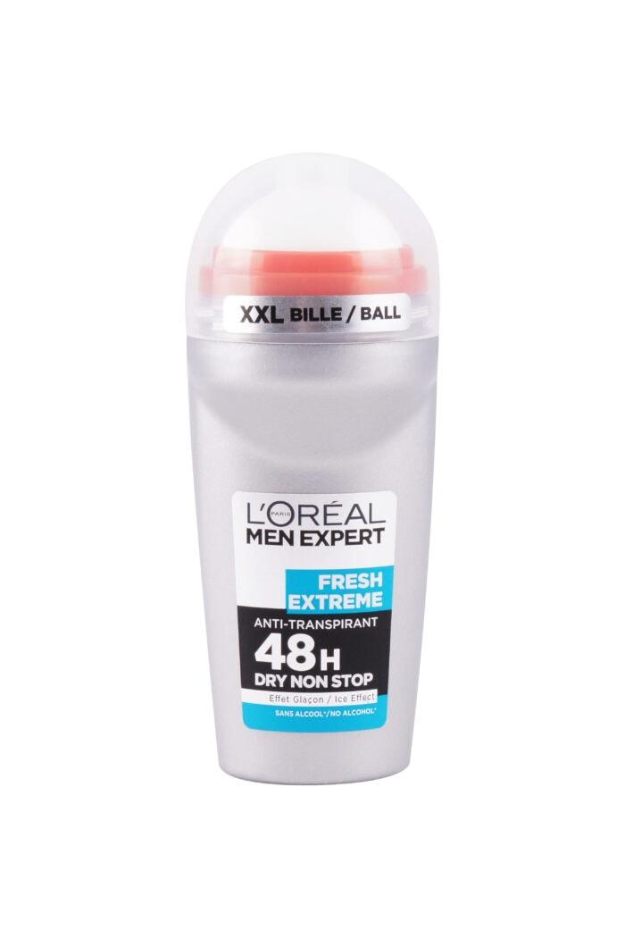 L'Oreal Men Expert Deoroller Fresh Extreme, 50 ml