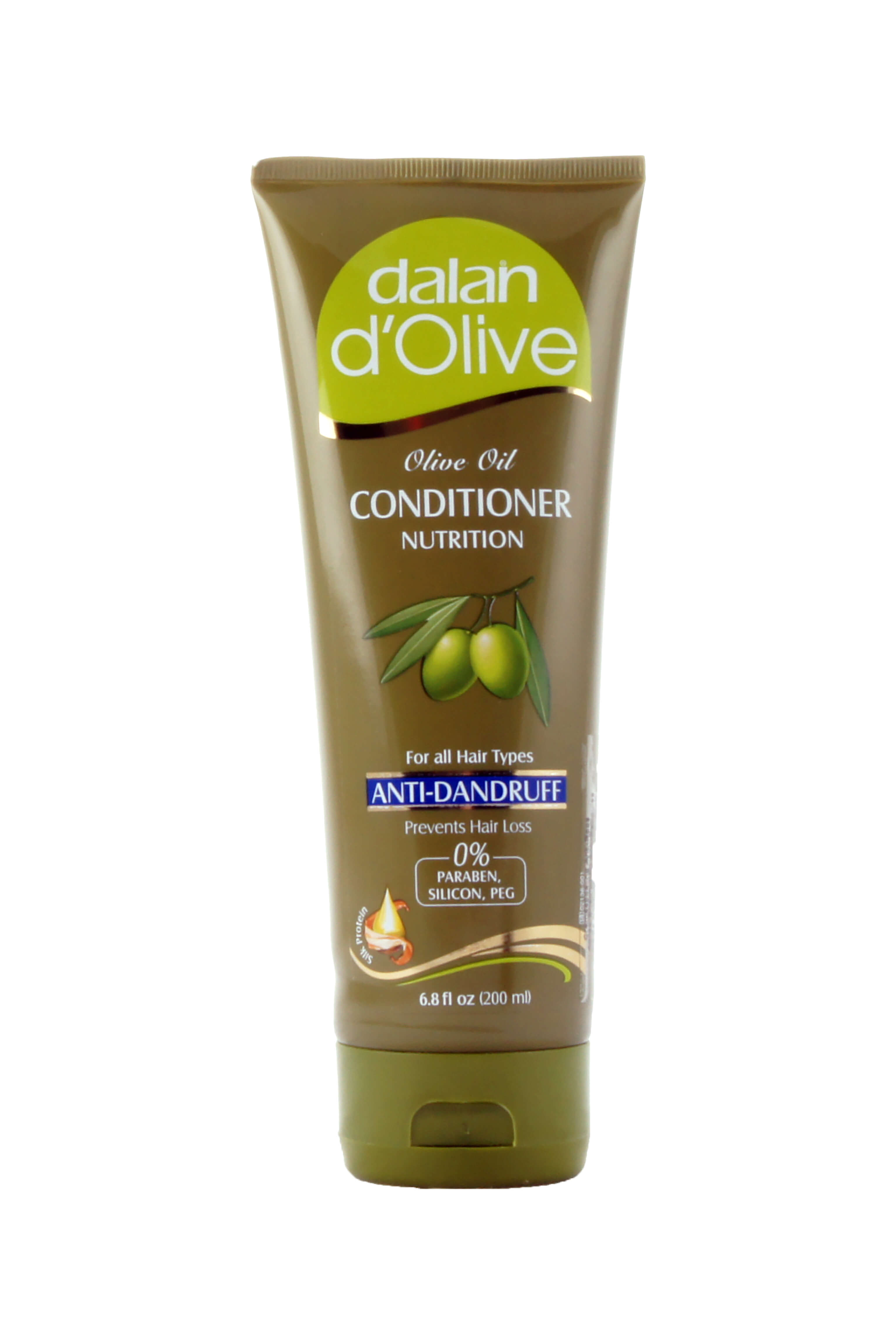 Dalan d'Olive Conditioner Anti Roos, 200 ml