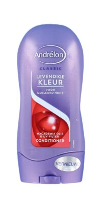 Andrelon Conditioner Levendige Kleur, 300 ml