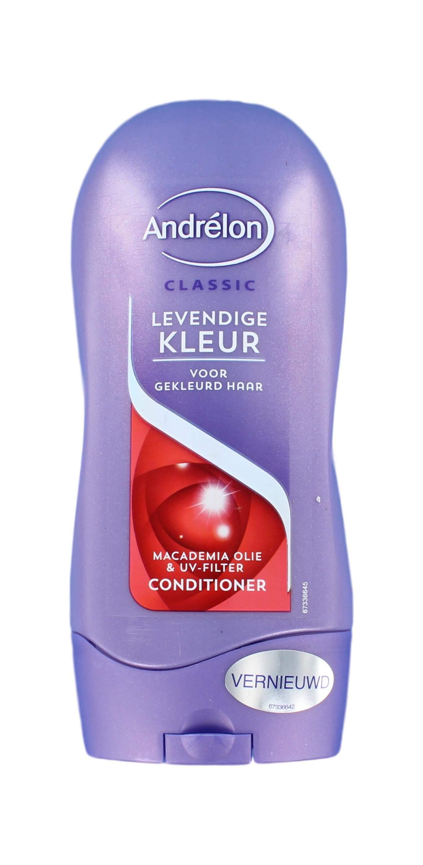 Andrelon Conditioner Levendige Kleur, 300 ml