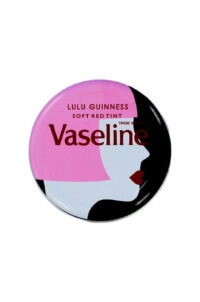 Vaseline Lip Therapy Lulu Guinness Soft Red Tint, 20 gram