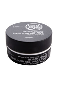 Red One Black Aqua Hair Gel Wax, 150 ml