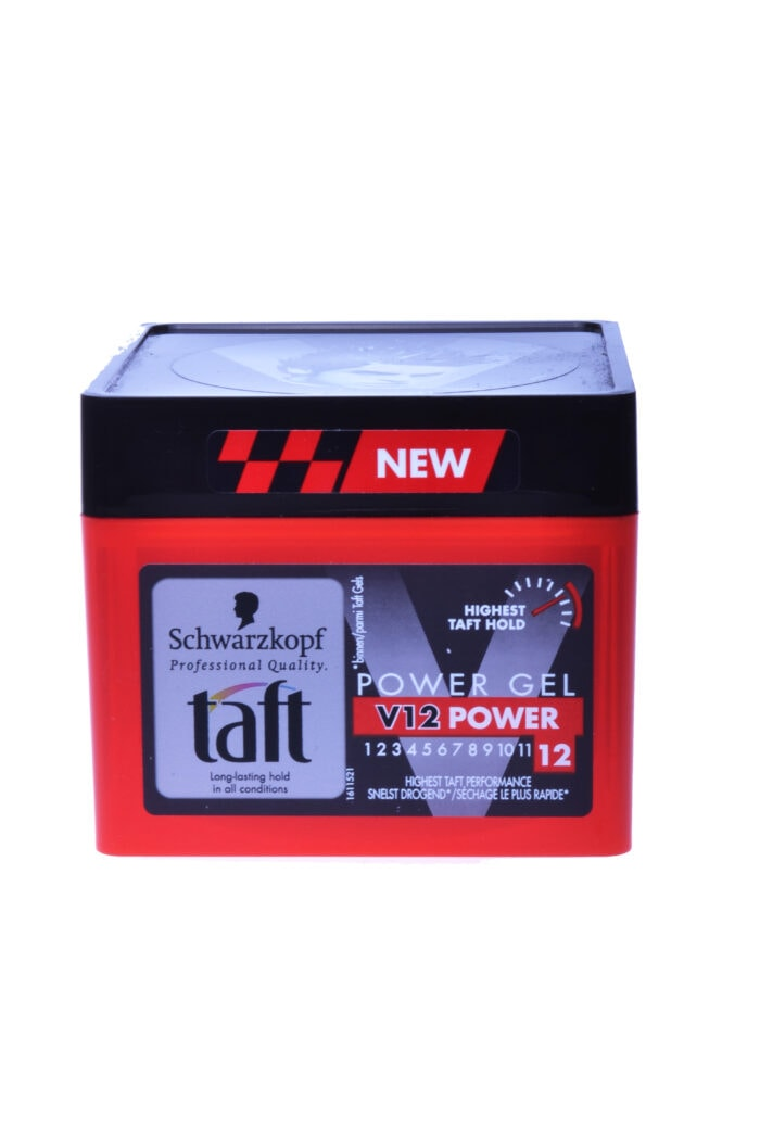 Taft V12 Power Haargel, 250 ml