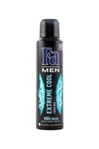 Fa Deodorant For Men Extreme Cool 150, ml