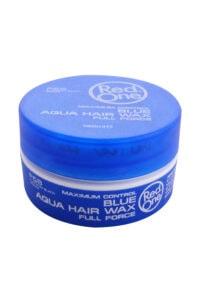 Red One Blue Aqua Hair Wax, 150 ml