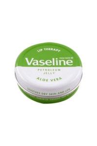 Vaseline Lip Therapy Aloe Vera, 20 gram