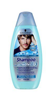 Schwarzkopf Shampoo Anti-Roos, 400 ml