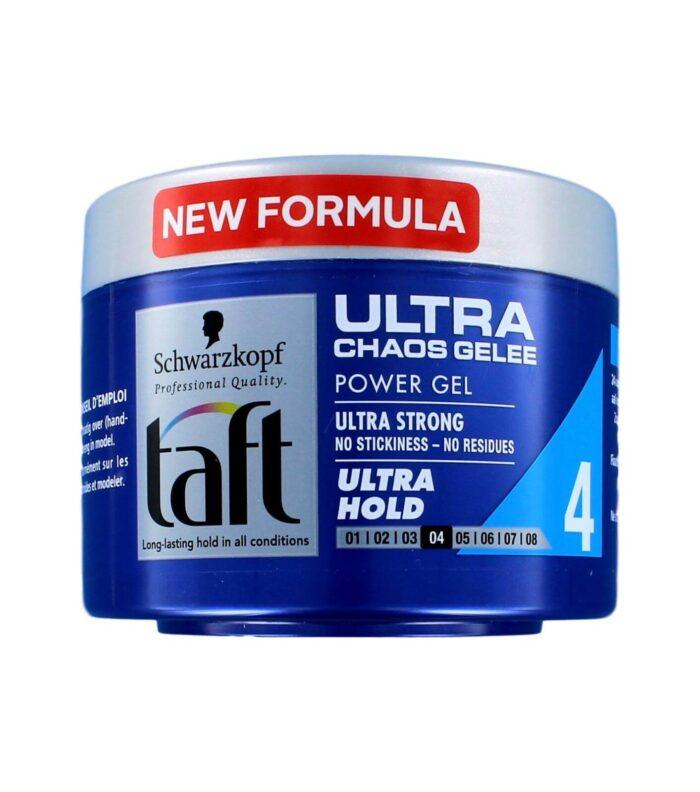 Taft Haargel Chaos Gel Extra Fixing #4, 200 ml