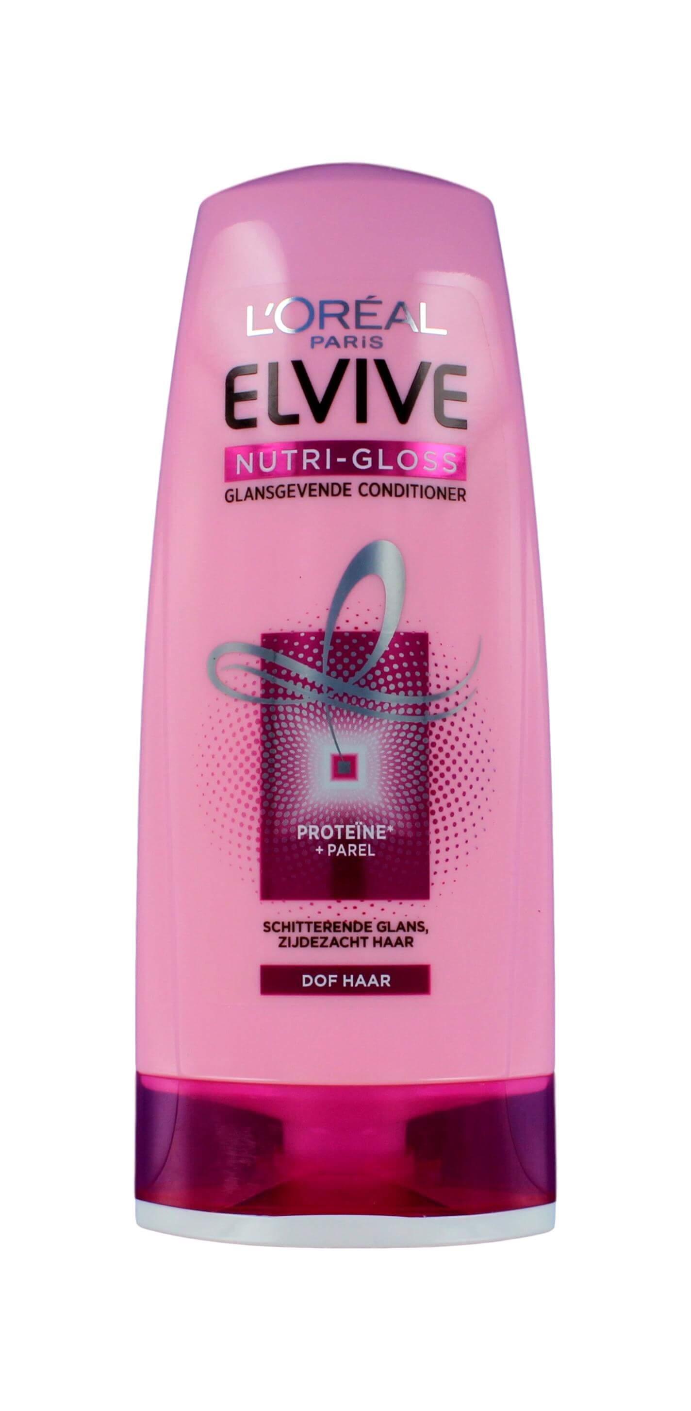 L'Oreal Elvive Conditioner Nutri Gloss, 200 ml