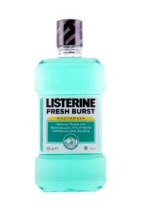 Listerine Mondwater Fresh Burst, 500 ml