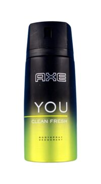 Axe Deodorant You Clean Fresh, 150 ml