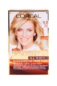 L'Oreal Excellence Creme Age Perfect Haarverf 9.31 Zeer Licht Goud Asblond