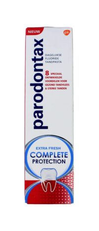 Parodontax Tandpasta Complete Protection Extra Fresh, 75 ml