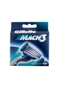 Gillette Scheermesjes Mach3, 8 pack