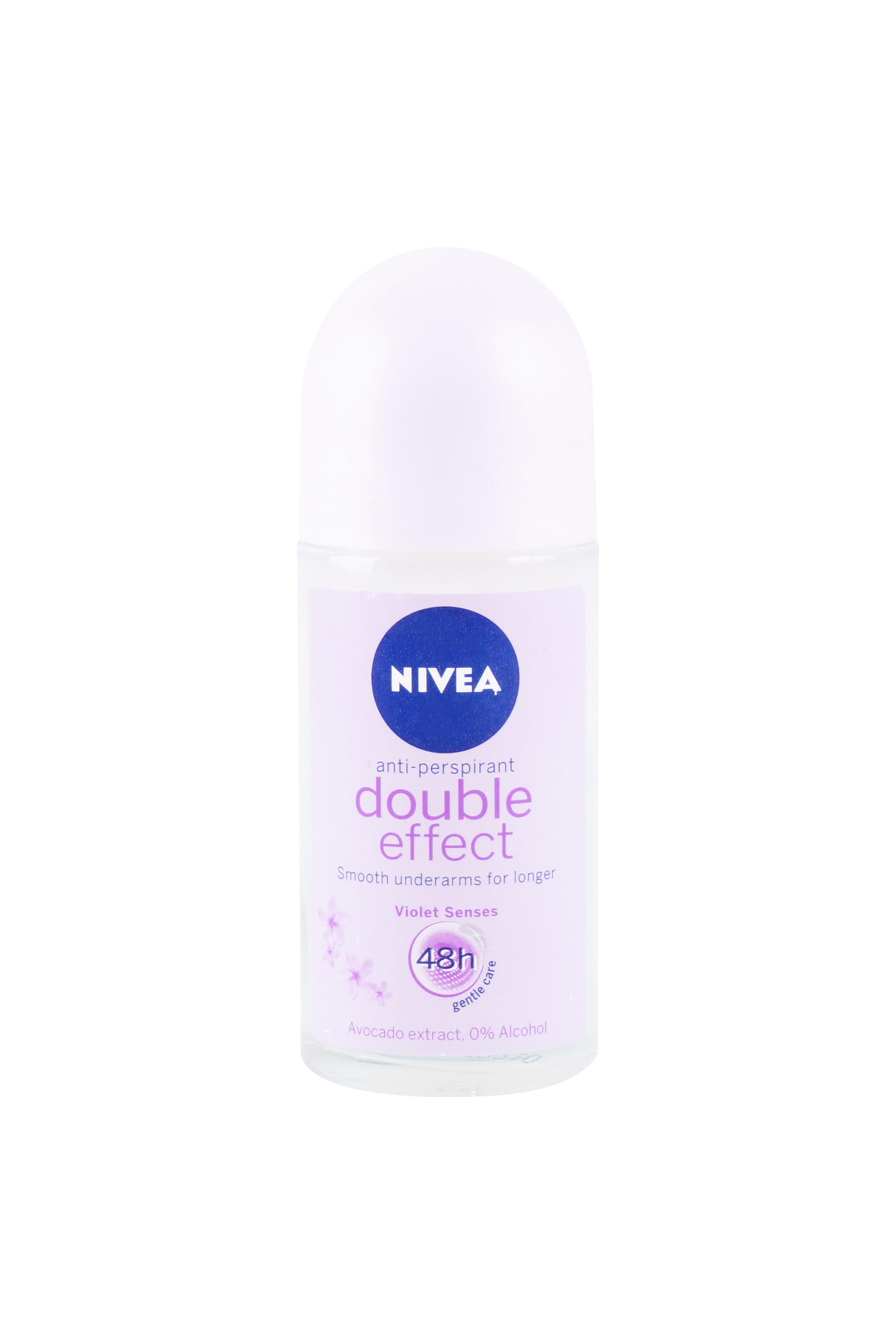 Nivea Deoroller Double Effect, 50 ml