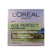 L'Oreal Nachtcreme Age Perfect Golden Age, 50 ml