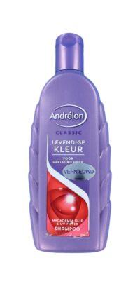 Andrelon Shampoo Levendige Kleur, 300 ml