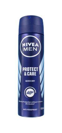 Nivea Deodorant Men Protect & Care, 150 ml