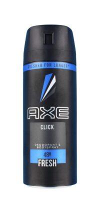 Axe Deodorant Click bestel je snel en voordelig bij stuntpak