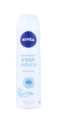Nivea Deodorant Fresh Natural, 150 ml