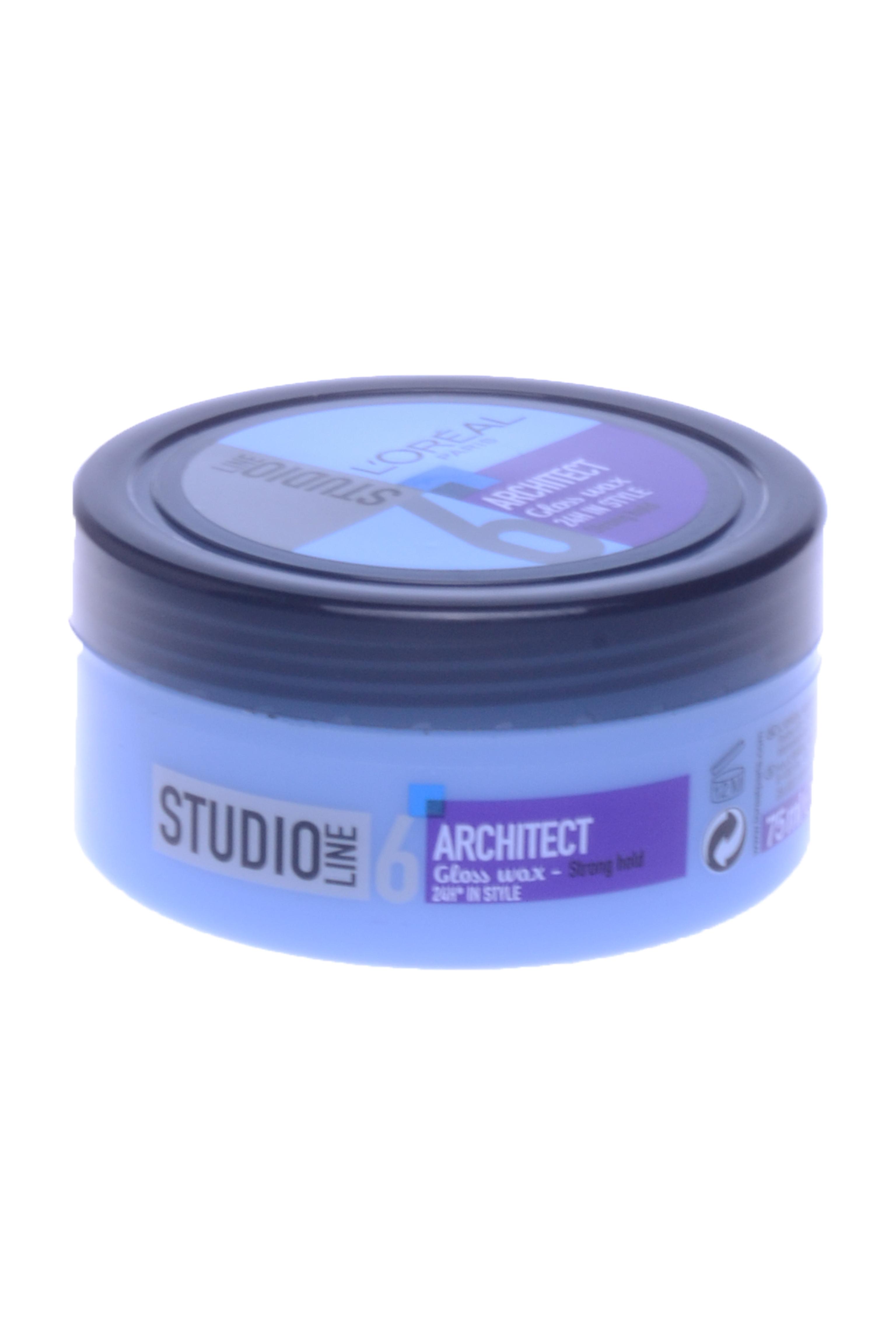 L'Oreal Studio Line Architect Gloss Wax, 75 ml