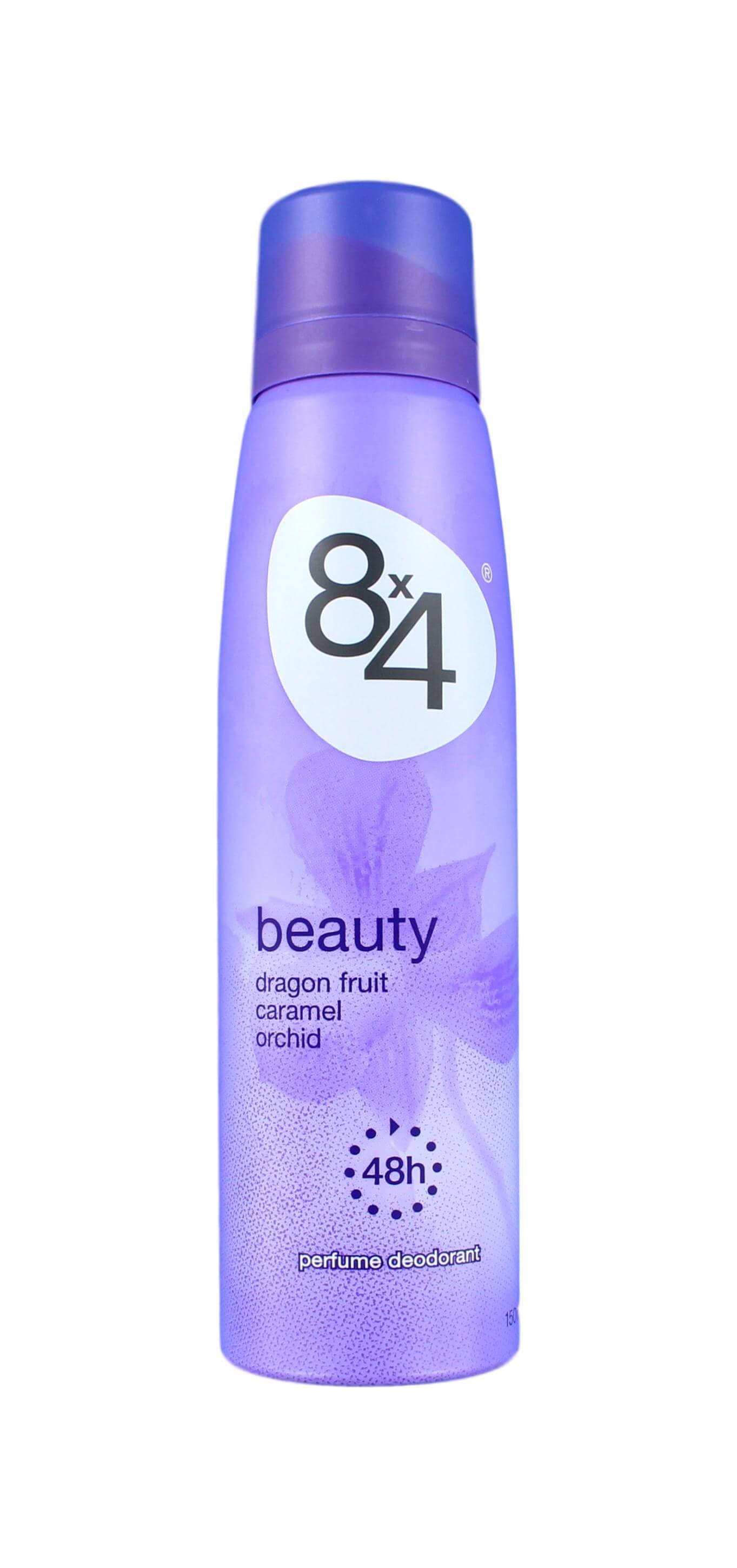 8x4 Deodorant beauty, 150 ml