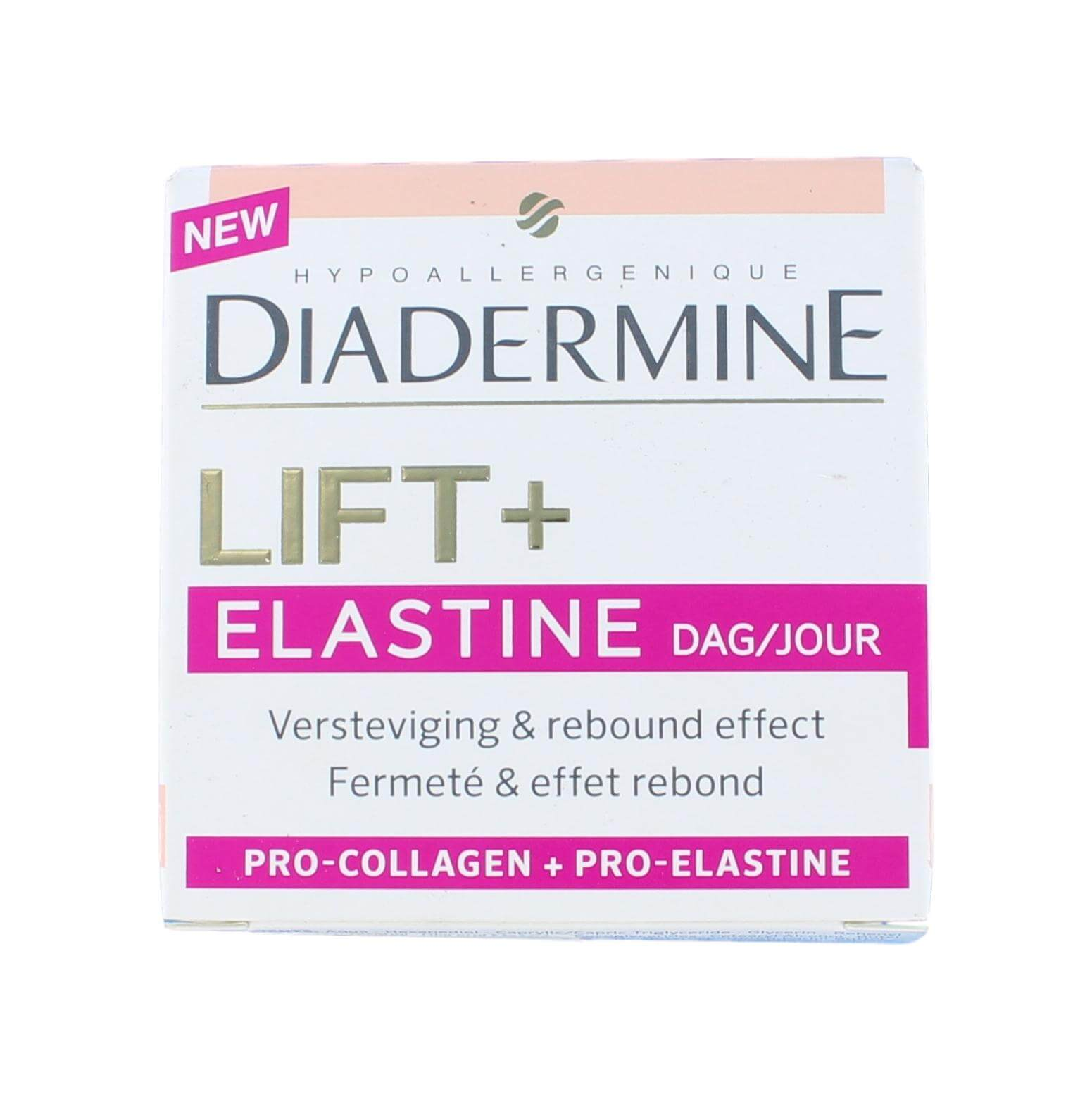 Diadermine Dagcreme Lift+ Elastine, 50 ml