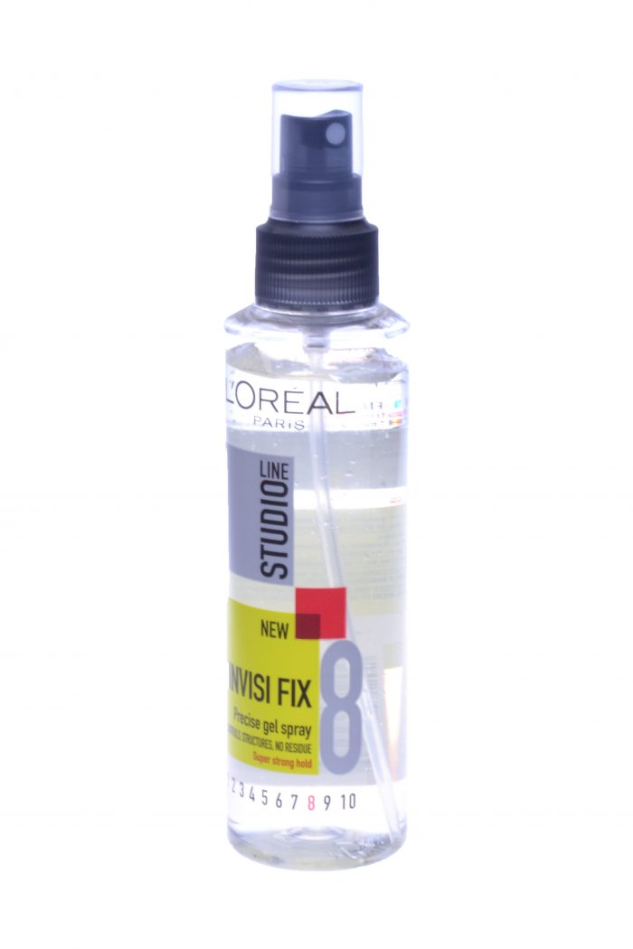L'Oreal Studio Line Invisi Fix Precise Gel-Spray nr 8, 150 m