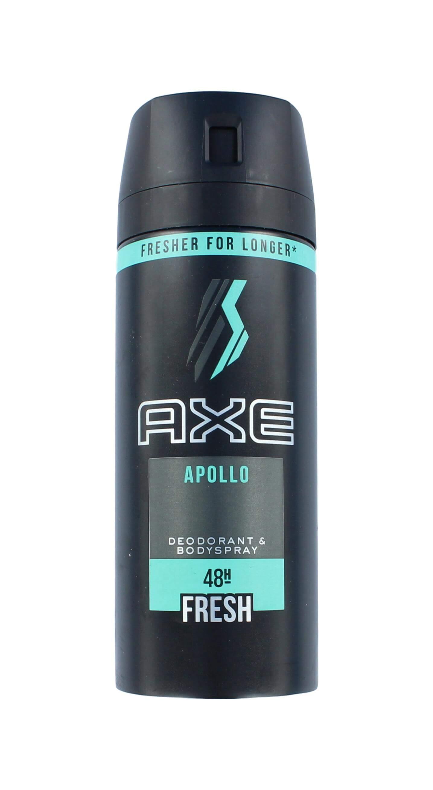 Axe Deodorant Apollo, 150 ml