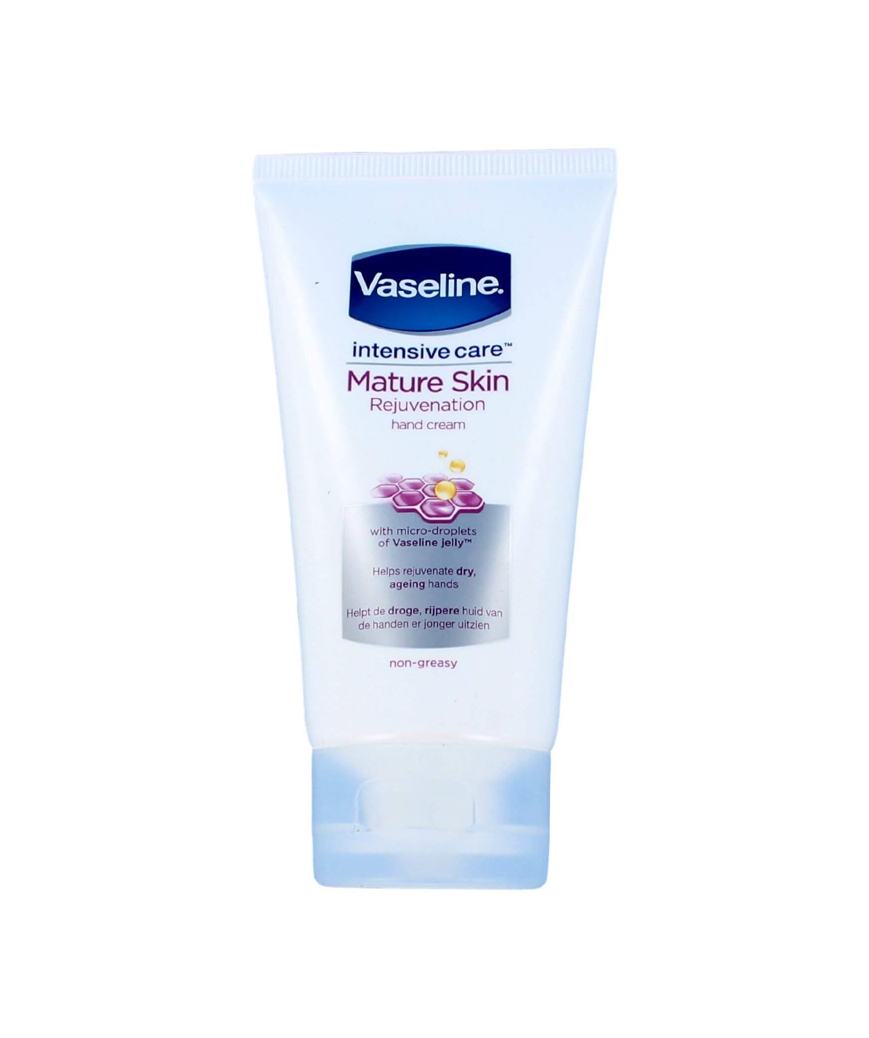 Vaseline Handcreme Intensive Care Mature Skin, 75 ml